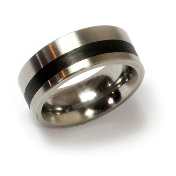 Ehering Stahl Carbon (250210)